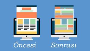İyi ve Kötü Web Tasarımı Arasındaki Farklar