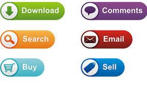 Web Sitenizin Butonları Nasıl Olmalı?