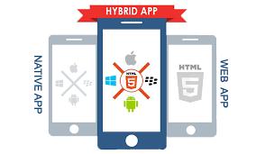 Hybrid Mobil Uygulama Geliştirme